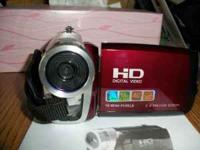 I have a new digital video camcorder for sale. It has