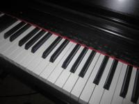I have a Solton Ketron Model DG5 Digital Grand Piano in
