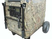 """Mossy Oak Infinity Break-up"" Camouflage Inverter"