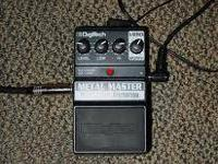 I'm willing to trade for a delay pedal or Digitech