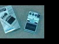 Digitech Digidelay. This digital delay is in excellent