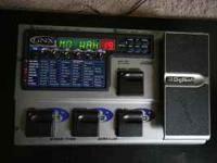 Digitech GNX1 Multi-effect pedal works great awesome