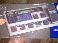 Hi, I have a Digitech GNX3 Multi-Effects Processor for
