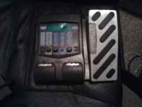 hello, i'm trying to sell a Digitech RP 250 guitar