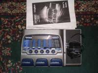 here is a digitech guitar prosessor ,,has tones of