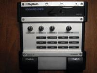 DigiTech Vocalist Live 2 (Vocal Harmonizer) This is a