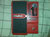 i have a digitech whammy 4 up for sale. ive had for