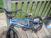 "nice diamondback 20"" bmx bike i paid $200 new all it"