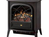 The Dimplex 1500-Watt Compact Electric Stove gives you