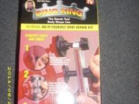 Ding King saves you hundreds of dollars and the trouble