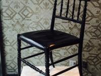 Moooi Dutch designer dining chairs Beautiful black