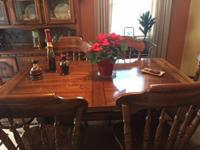 For Sale - stunning 10 piece dining room furnishings