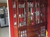 Beautiful hutch originally bought from schewels for