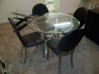 I have a glass dining room table for sell which comes