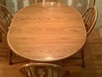 Dining Room Set for Sale:Intercon Furniture Classic Oak