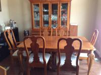"ONE GLASS DINING ROOM TABLES 40 X 48"" EXTENDABLE TO 96"""
