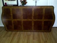 Beautiful dining room table. Originally purchased at