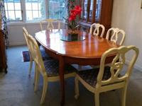 Selling vintage French Provincial style furniture,