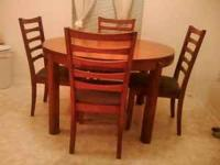 Kuolin Dining Table For Sale In Florida Classifieds Buy And Sell