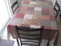 Type:Dining RoomType:TablesDining Table with 4 chairs(4