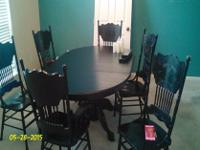 I am selling my dining room table , 3 sections can be