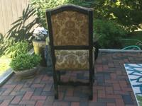 Set of six gorgeous Spanish Colonial Dining Chairs for