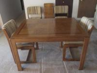 Type: Dining Room Type: Sets Dining room table (36w x