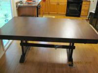 Dining space table for sale *** stunning strong wood