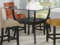WE CARRY A FULL LINE OF BEAUTIFUL DINING ROOM SETS AND