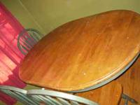 I have a brown and gree table that i am trying to sell