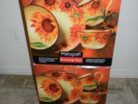 PFALTZGRAFF 32 PC DINNERWARE SET EVENING SUN NEW IN THE