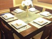 *** NEED GONE ASAP *** This counter height dinning set
