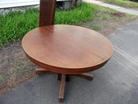 We have a supper table for sale. This is great quality