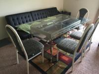 Type:Dining Room I am wiiling to sale my dinning table