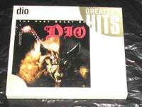 "DIO Greatest Hits. ""The Very Beast Of DIO"". SONGS: 1."