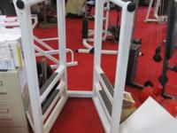 This heavy duty dip bars originally built for the