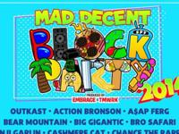 Diplos Mad Decent Block Party LA $55.00   show contact