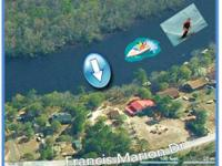 DIRECT BLACK RIVER WATERFRONT LOT FOR SALE with