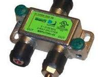DIRECTV 2-Way Wide Band Splitter for SWM FEATURES 2-way