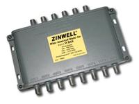 8 Way DIRECTV Zinwell Multiswitch HD 6X8 (WB68) or the