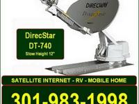 DirecStar DT-740 DataTech - DirecWay elevating