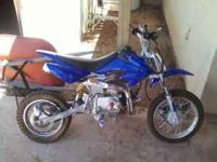 Im selling a dirt bike 125cc nice & working