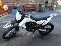 BRAND NEW DIRT BIKE $3600 FIRM only one left more on
