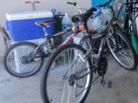call  I have 2 bikes for sale one is a Agressor upland