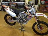Planning to trade my badass 2006 Honda CRF450. Do not