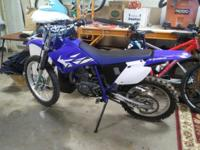 2004 and 2009 yamaha ttr 230 trail bikes good condition