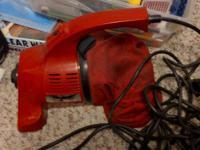 I have a red Dirt Devil Model 103 Handvac for sale.