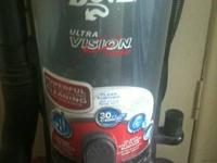 Dirt Devil Ultra Vision Bagless Vacuum for sale. Has