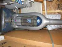 We have a dirt devil upright vacuum for sale. It is