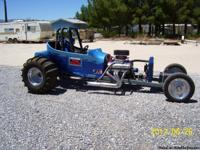 dirt dragger 650hp smc 400 350 trans with trans brake